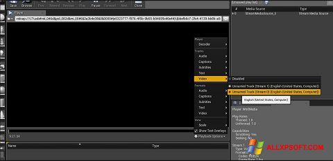 Screenshot Live WebCam Windows XP