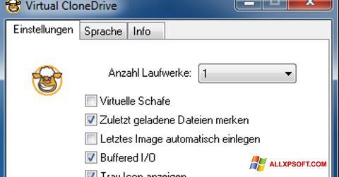 Virtuell clone drive