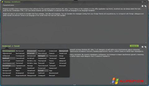 Screenshot Dicter Windows XP
