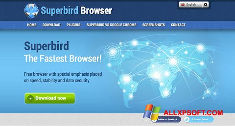Screenshot Superbird Windows XP