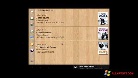 Screenshot Cool Reader Windows XP