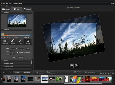 Screenshot Photo! Editor Windows XP