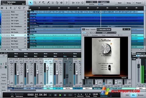 Screenshot Studio One Windows XP