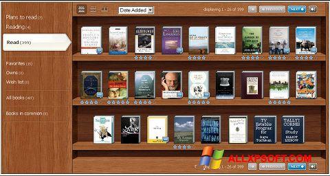 Screenshot Bookshelf Windows XP