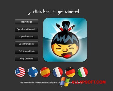 Screenshot SUMo Windows XP